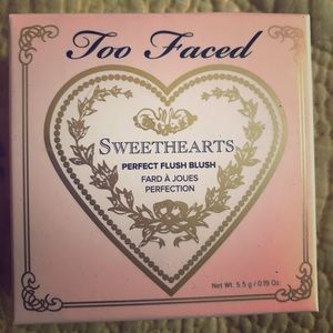Too faced *sweethearts* perfect flush blush